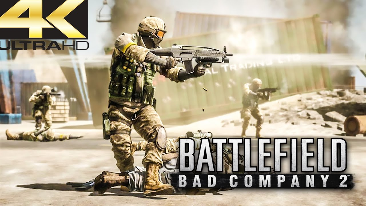 Battlefield bad company 2 multiplayer