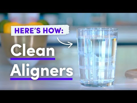 How to Clean Clear Aligners 5 Ways | Smile Direct Club
