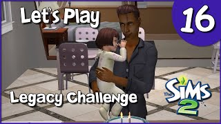 Let's Play The Sims 2 Legacy Challenge #16 - Picking Up the Pieces