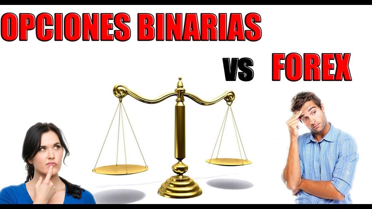 ¿Qué es mejor, Opciones binarias o Forex? - blogger.com