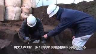 新宿に生きた縄文人~市谷加賀町二丁目遺跡の発掘