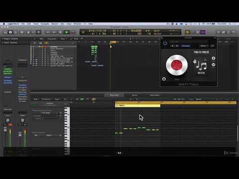 How To Make Calvin Harris Style Track In Logic Pro X : Creating An Initial Idea - Part 2
