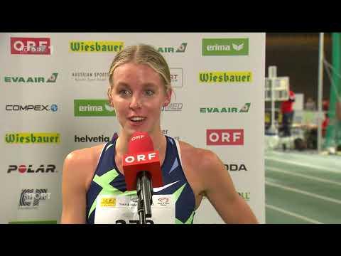 Indoor Track&Field Vienna 2021 - ORF Sport-Bild