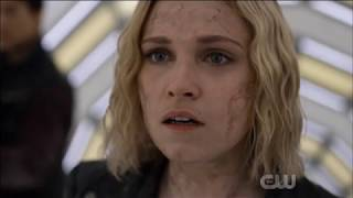 "The 100 7x07 Ending Scene Season 7 Episode 7 [HD] ""The Queen's Gambit"""