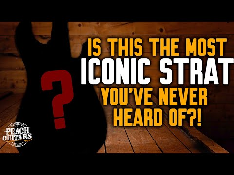 Is This The Most ICONIC STRAT You've Never Heard Of?!