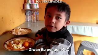Komplikasi vidio FIKRI FADLU (Makan Jaman NOW)