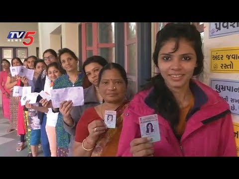 First Phase Polling Started in Gujarat | Gujarat Election 2017 | TV5 News