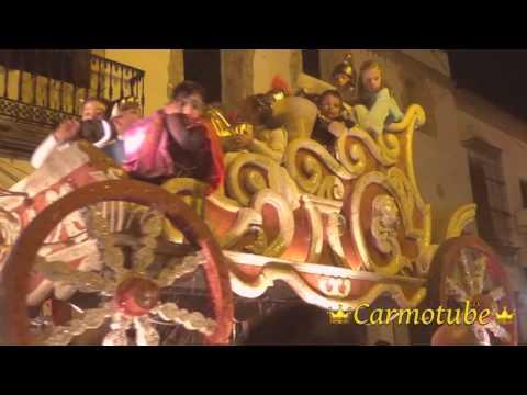 Cabalgata de Reyes Magos de Carmona 2016