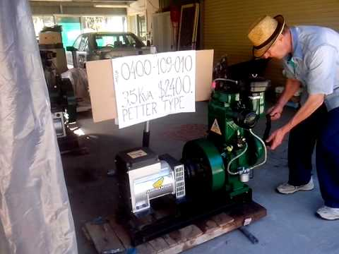 generators for sale honda lister listeroid and petter type 35kva diesel generator sale
