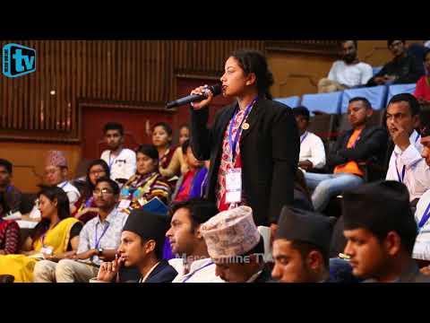 युवाहरुले गरे संसदको अलग अभ्यास,नेपालमा पहिलोपटक Mero Online TV