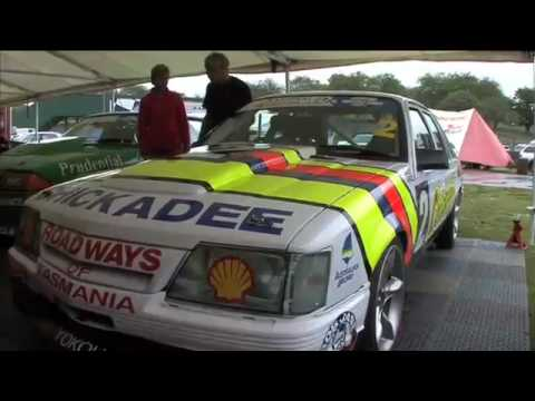 Tv Central Muscle Cars At Pukekohe Drag Racing At