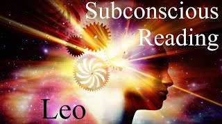 ♌️Leo ~  It's Time To Be Loved and Received! ~ Subconscious Reading