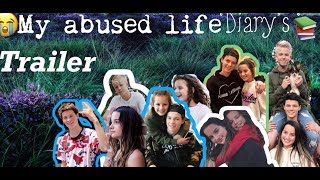 New series trailer 😭My abused life 'diarys '📚