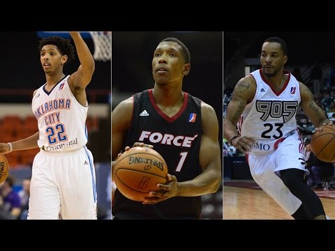 Highlights: Top NBA Assignment Players During the 2015-16 NBA D-League Season