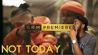 Dappy x Tory Lanez - Not Today | American Reacts | GRM Daily