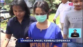 Berbaju Tahanan & Tangan Diborgol, Vanessa Angel Kembali Diperiksa Polisi - iNews Siang 08/02