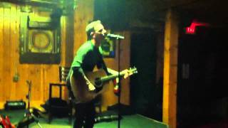 "Dave Hause - ""Trusty Chords"" (Hot Water Music Cover)"