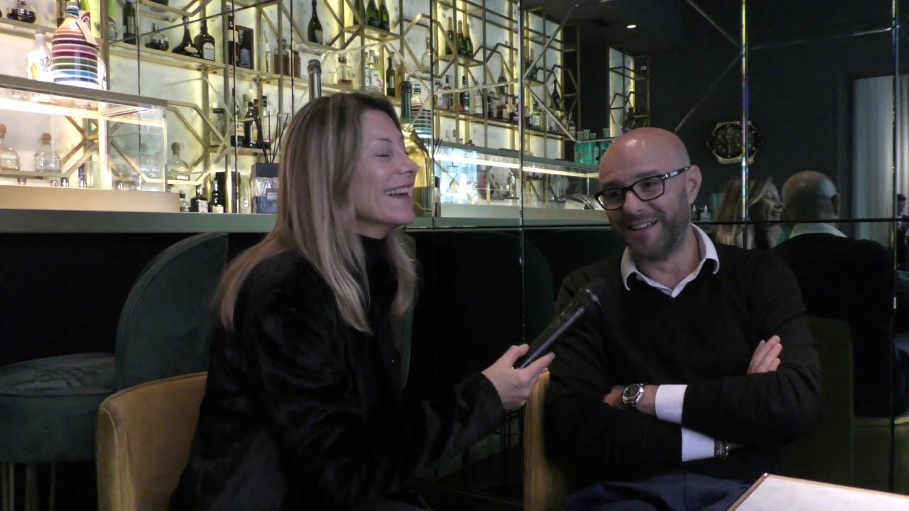 Con Il Founder Enzo Politelli A Festeggiare Il Primo Compleanno Di Terrazza Calabritto A Milano