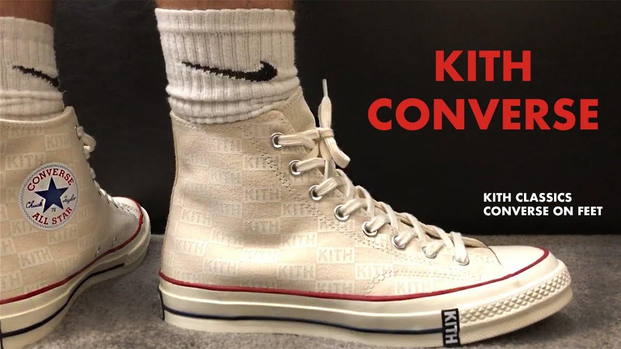 Kith Converse Chuck Taylor High Kith