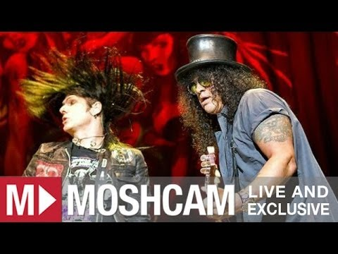 Slash ft.Myles Kennedy & The Conspirators – Out Ta Get Me | Live in Sydney | Moshcam