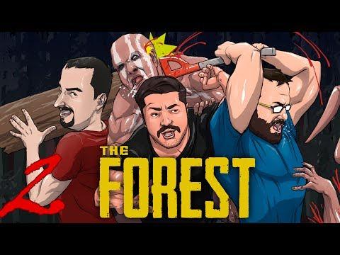 The Forest - Ep. 2 - Johnny64 escolti - con Óscar y Chincheto