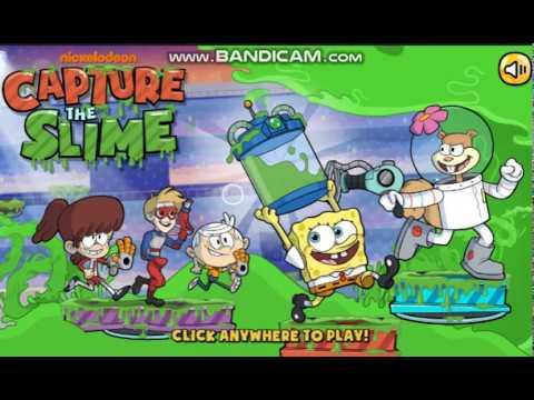 Capture the Slime - Nickelodeon