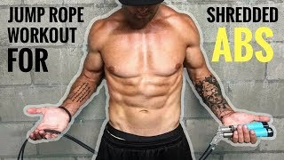 Jump Rope Workout For Shredded Abs