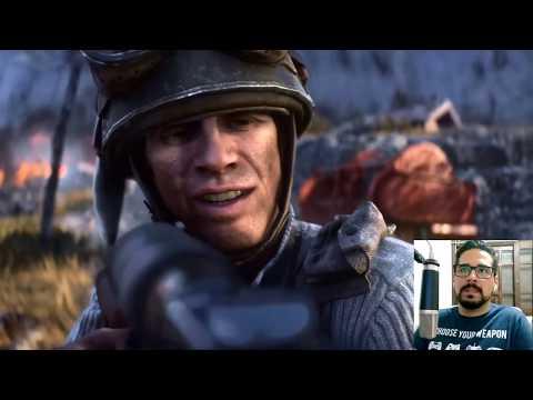 REACT da Revelação do BATTLE ROYALE! Battlefield 5 Firestorm trailer thumbnail