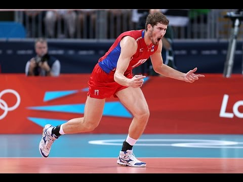 Top 10 Best Volleyball Spikes in The OG: Maxim Mikhailov