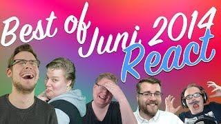 REACT: Best of Juni 2014