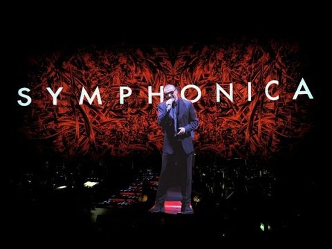 SYMPHONICA TOUR DVD PREVIEW OF GEORGE MICHAEL - YOU'VE CHANGED