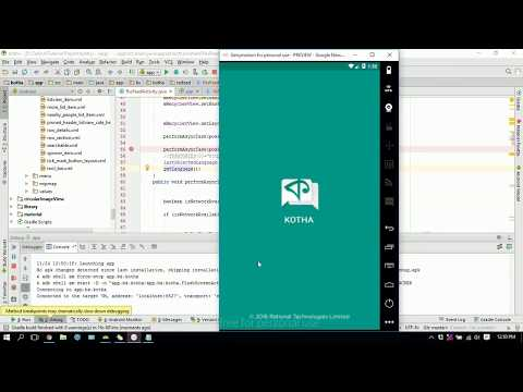 How To Parse Json and xml feed in android studio part 1