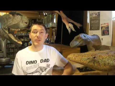 Kickstarter project: Digital Dryptosaurus.mov