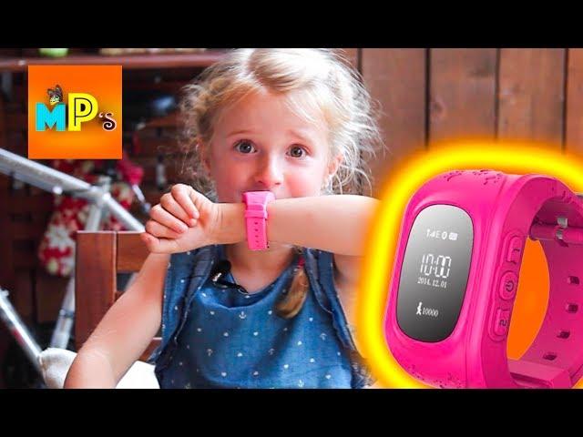 ДЕТСКИЕ УМНЫЕ ЧАСЫ с GPS, которые МОГУТ ЗВОНИТЬ !  Smart Watch for kids with GPS