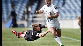 Edinburgh v Leinster  Highlights – GUINNESS PRO12 2014/15
