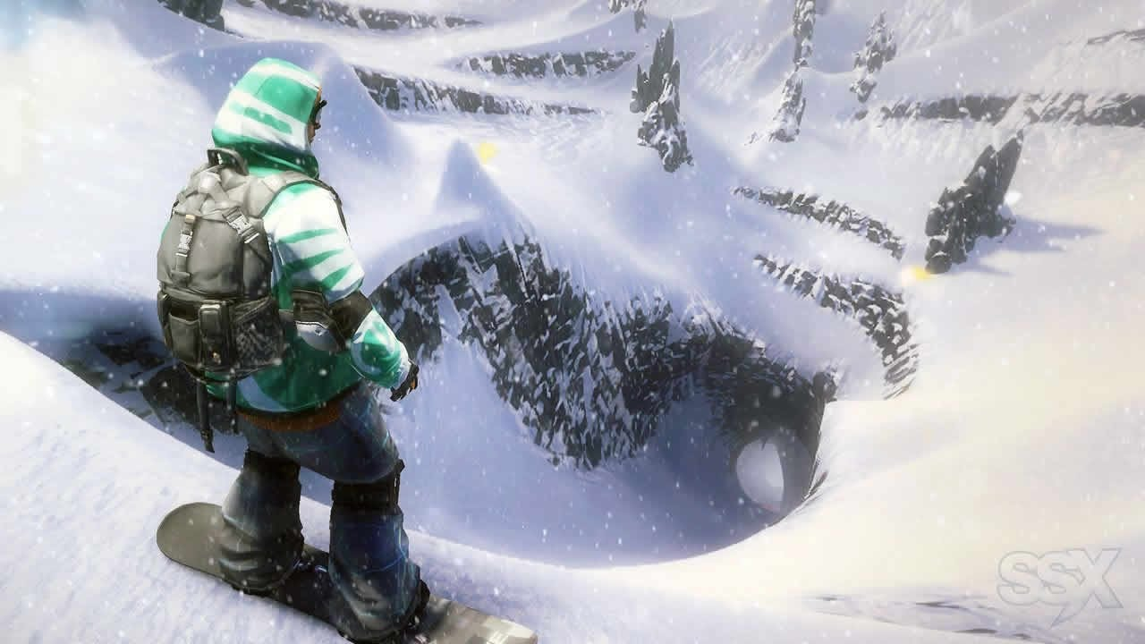 Twelve games » pro riders snowboard.
