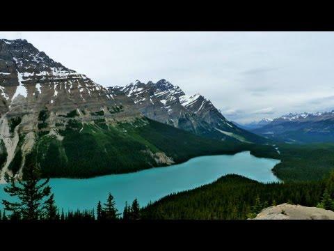 PEYTO LAKE, Banff National Park, Canadian Rockies, Alberta, Canada