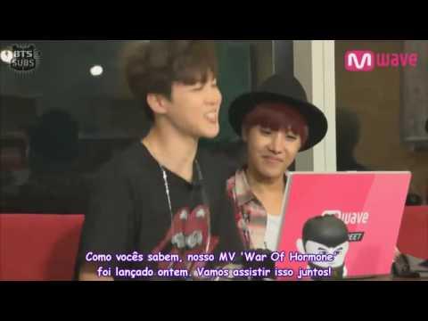 BTS reage a War of hormone