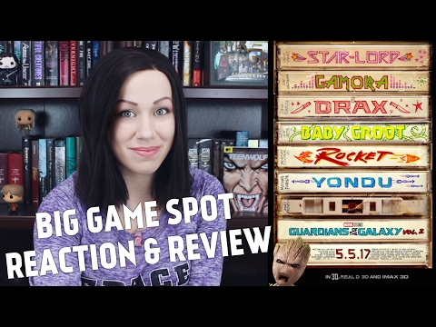 Guardians of the Galaxy Vol. 2 Big Game Spot | Reaction & Review
