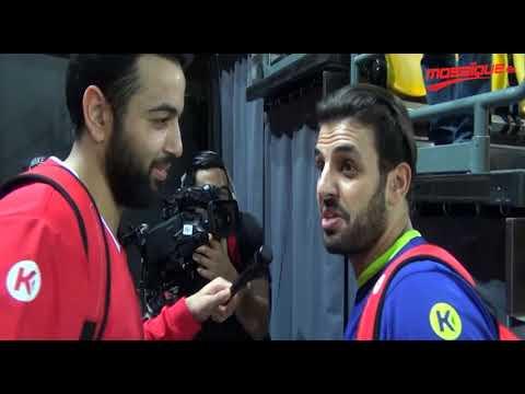 Un reportage réalisé par les joueurs de l'EN Handball à Libreville