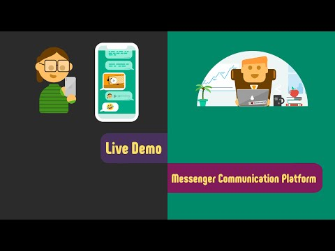 Customer Communication Over Messaging Apps: Messenger Communication Platform