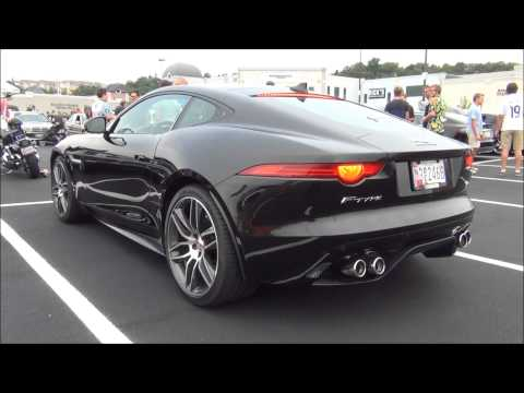 2015 Jaguar F-Type Coupe In Hunt Valley HorsePower