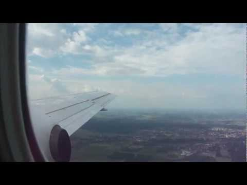 Bern - Munich - Magdeburg-Cochsted CityFly op. by SkyTaxi 28MAY12