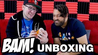 Bam Box Horror Unboxing January 2018 - Horror Subscription Box