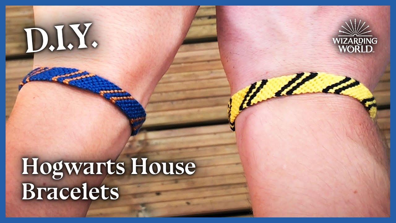House Friendship Bracelets | Make It Magic
