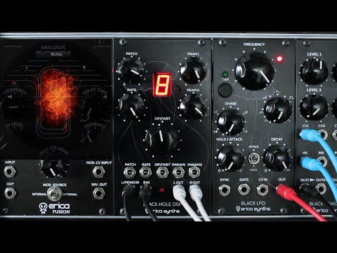 Erica Synths Black Hole DSP demo