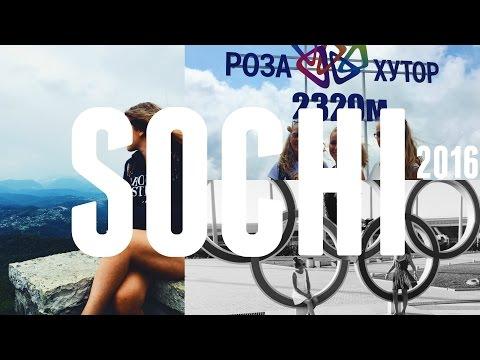Sochi, Krasnodar 2016 - Russia travel vlog