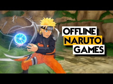 Top 6 Offline Naruto Games On Android 2020 🔥