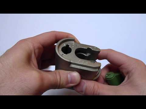 Sargent & Greenleaf 951 Military Padlock