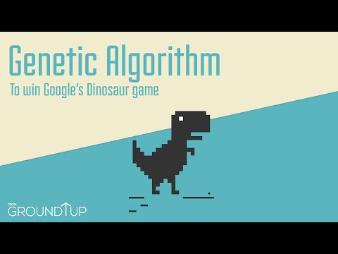 Artificial Intelligence in Google's Dinosaur (English Sub)